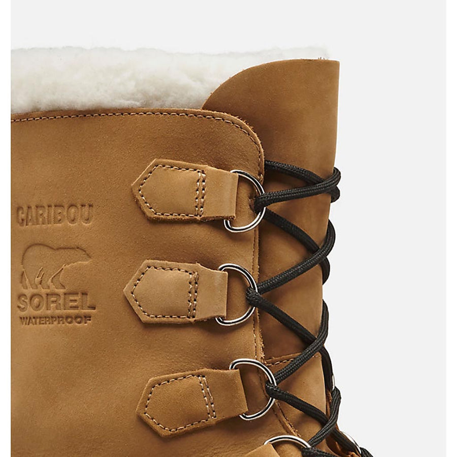Sorel Men's Caribou Boots detail - Buff