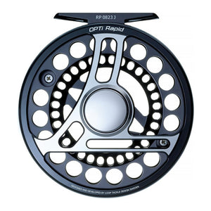LOOP Opti Fly Reel - Rapid - 01