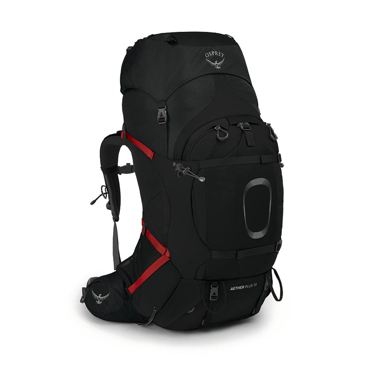 Osprey Aether Plus Series - Hiking Backpack 70L - hero