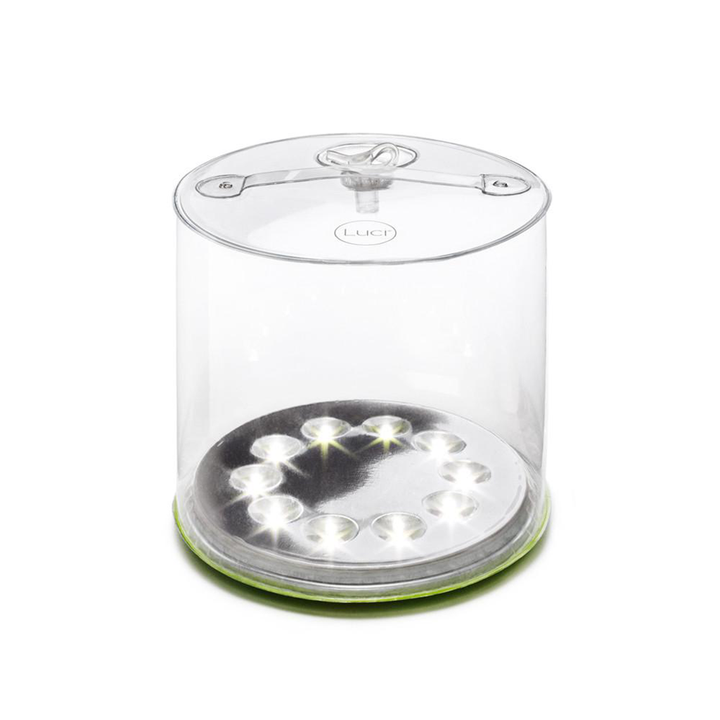 Luci Outdoor 2.0 - Compact Inflatable Solar Lantern 75 Lumens