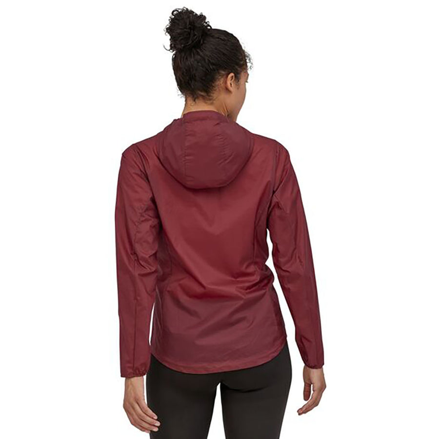 Patagonia Women's Houdini Jacket RMRE - model 2