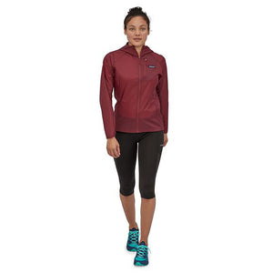 Patagonia Women's Houdini Jacket RMRE - model 3