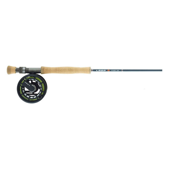 Loop Q-Kit - Ready to Fish Rod/Reel Combo - hero