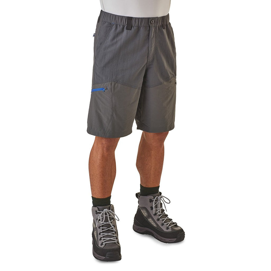 Patagonia Guidewater Shorts Forge Grey Model 1