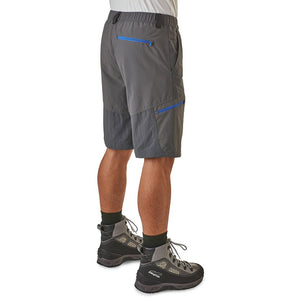 Patagonia Guidewater Shorts Forge Grey Model 2