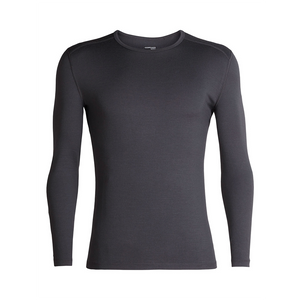 Icebreaker Men's 260 Tech LongSleeve Crewe - Monsoon