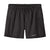 Patagonia Men's Strider Pro Shorts BLK - Front
