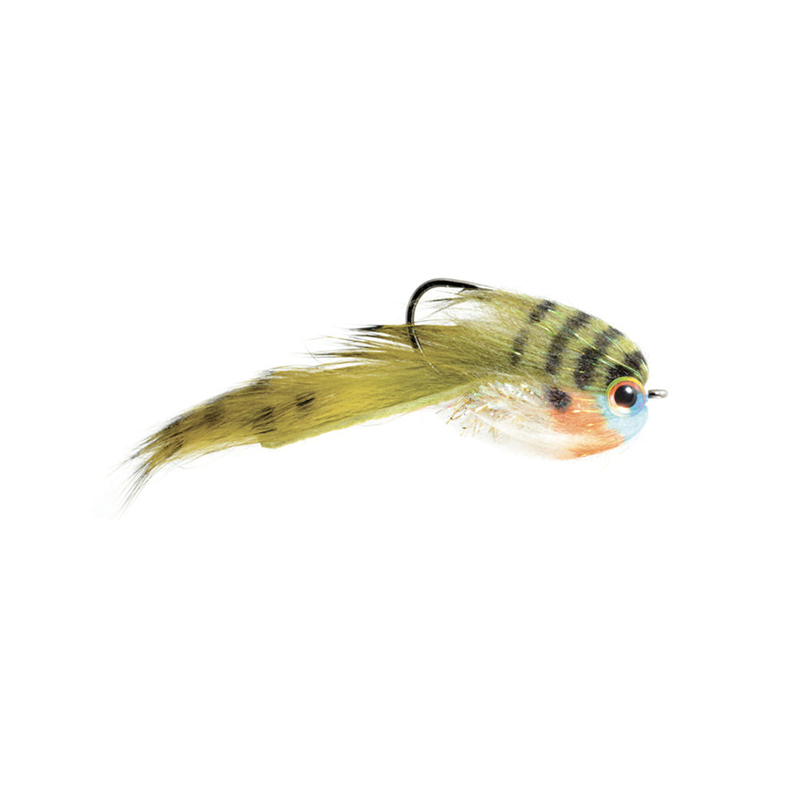 Fulling Mill Belly Scratcher Minnow - Size 1