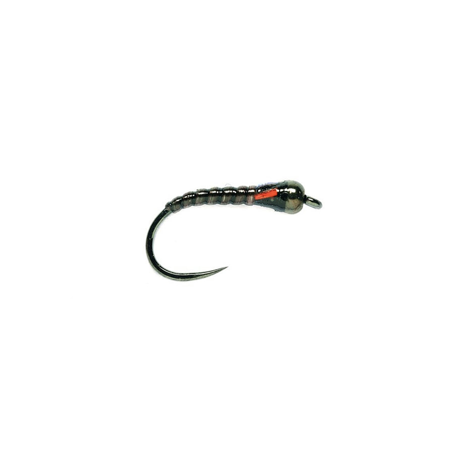 Fulling Mill Buzzer Tungsten Nugget Olive Barbless