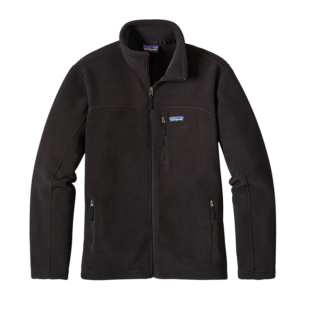 Patagonia Men's Classic Synch Jacket BLK - Front
