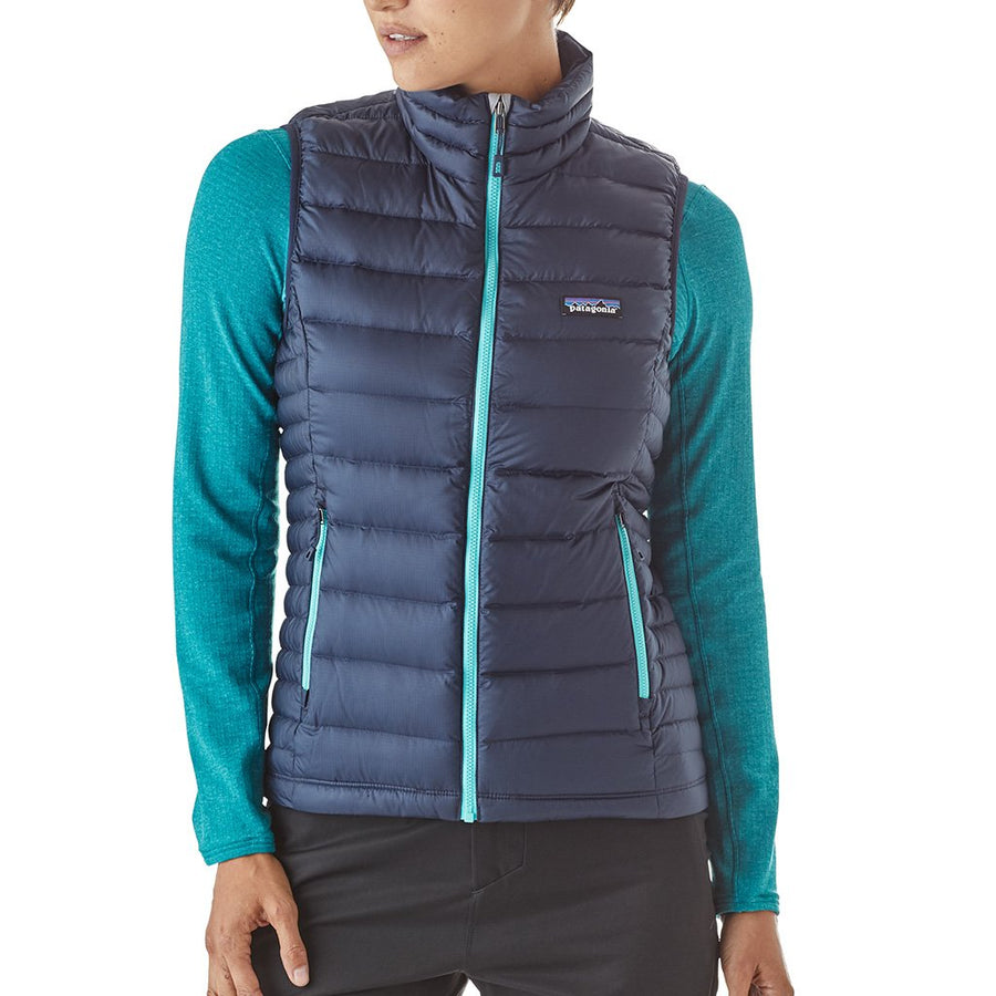 Patagonia Women's Down Sweater Vest Model