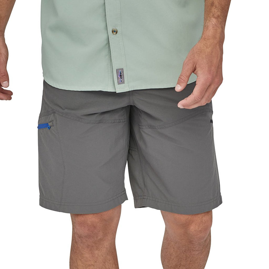 Patagonia Guidewater Shorts Forge Grey Model 3