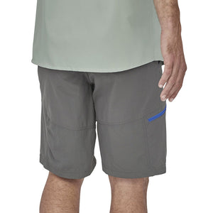 Patagonia Guidewater Shorts Forge Grey Model 4