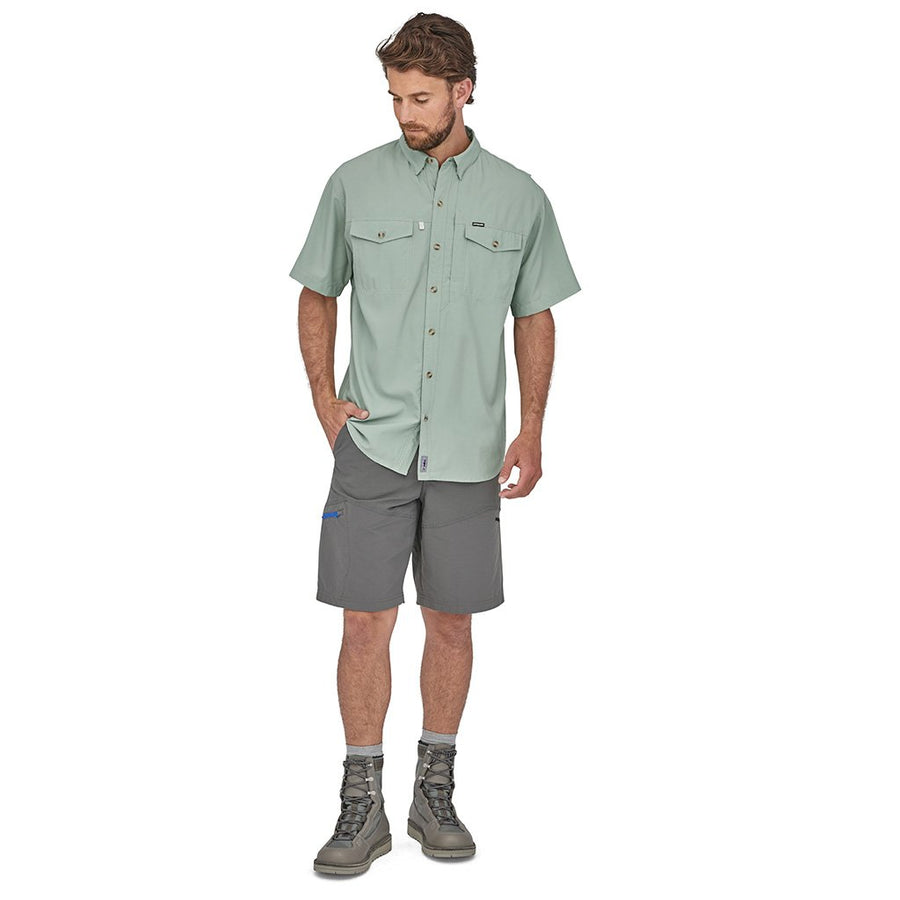Patagonia Guidewater Shorts Forge Grey Model