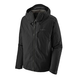 Patagonia Men's Pluma Jacket BLK - hero