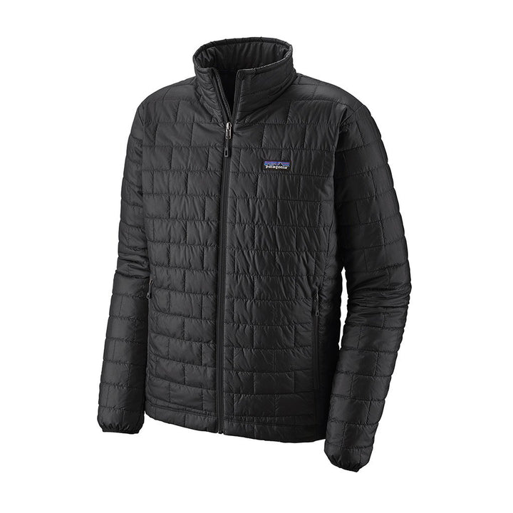 Patagonia Men's Insulated Nano Puff Jacket BLK - Hero