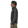 Patagonia Men's Nano Puff Insulated Vest BLK - Model Side