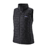 Patagonia Women's Nano Puff Insulated Vest BLK - Hero