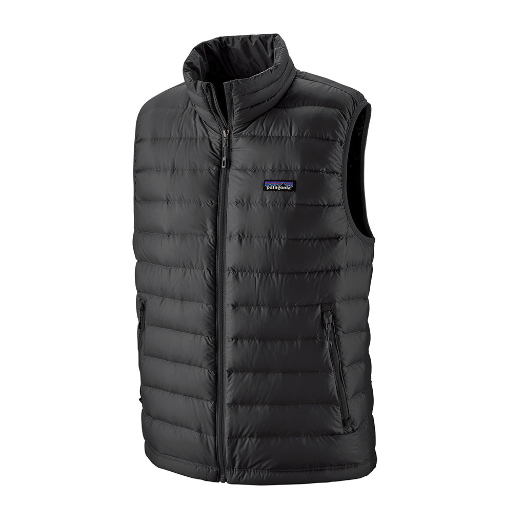 Patagonia Men's Down Sweater Vest Black