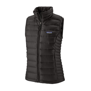 Patagonia Women's Down Sweater Vest Black