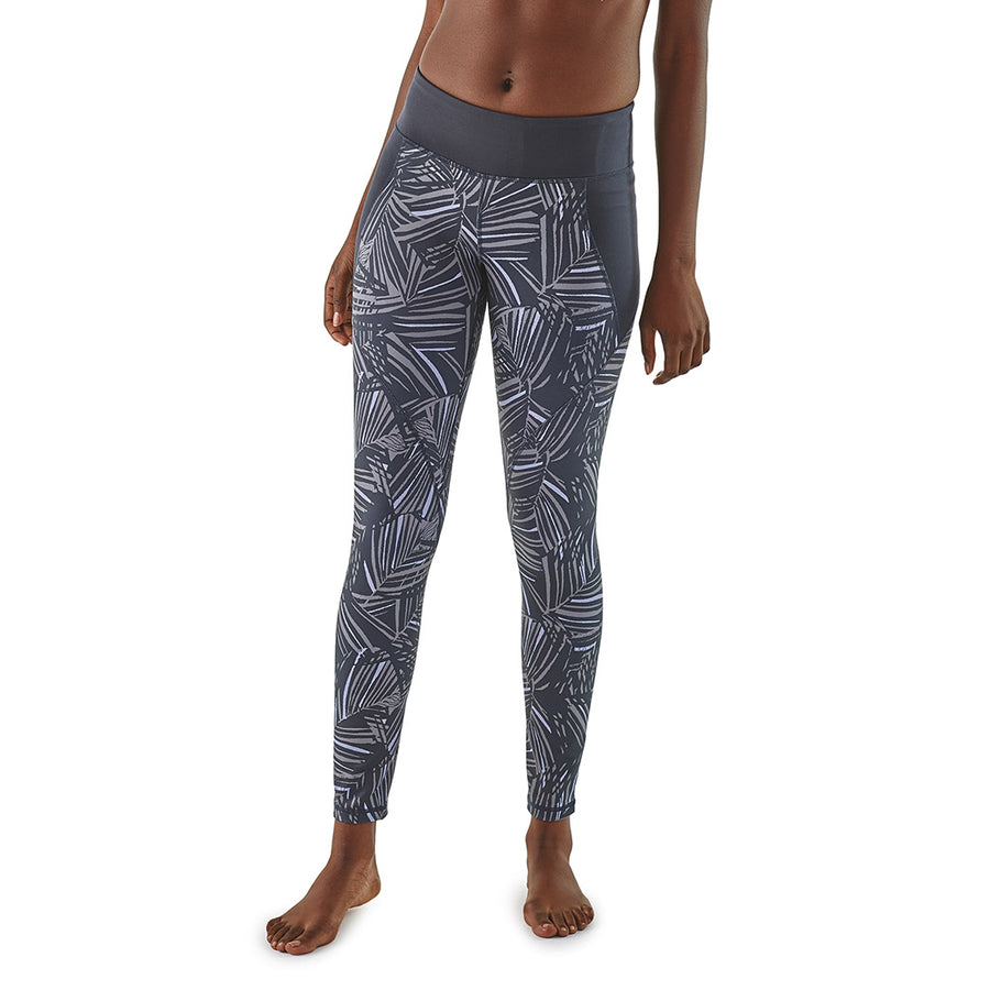 Patagonia Women's Centered Tights RASB - Model Front