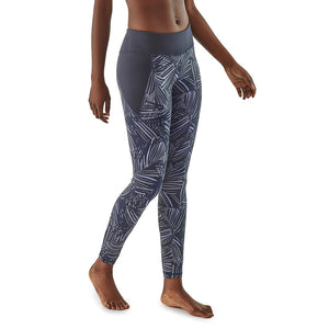Patagonia Women's Centered Tights RASB - Model Angle