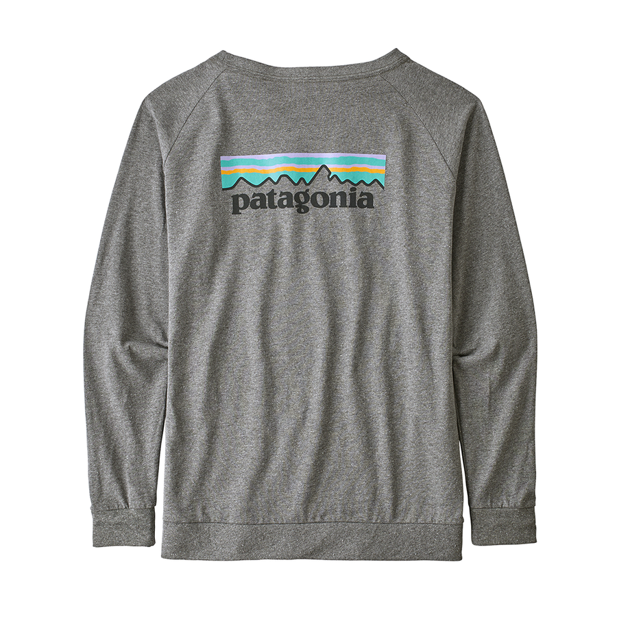 Women's Long-Sleeved Pastel P-6 Logo Responsibili-Tee