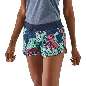 Patagonia Women's Nine Trails Shorts - Model Front