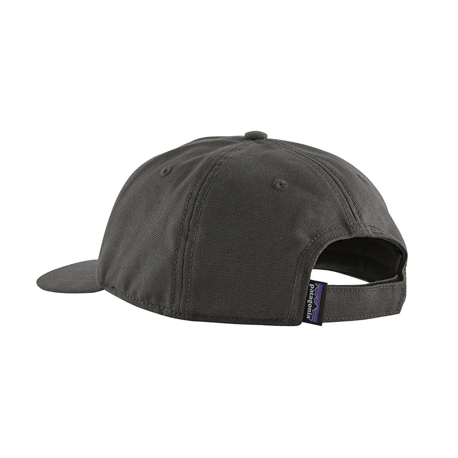 Patagonia Stand Up Cap - Stripes: Forge Grey - Back