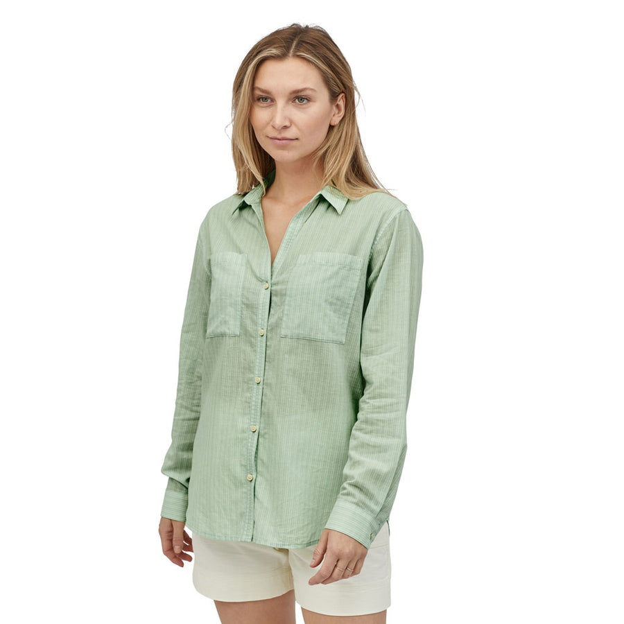 Patagonia Women's Light Weight A/C Buttondown