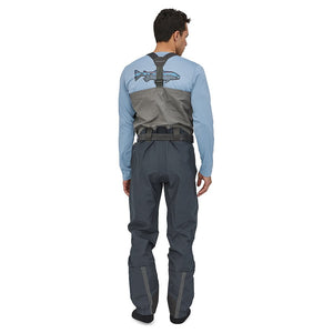 Patagonia Men's Swiftcurrent Waders model back