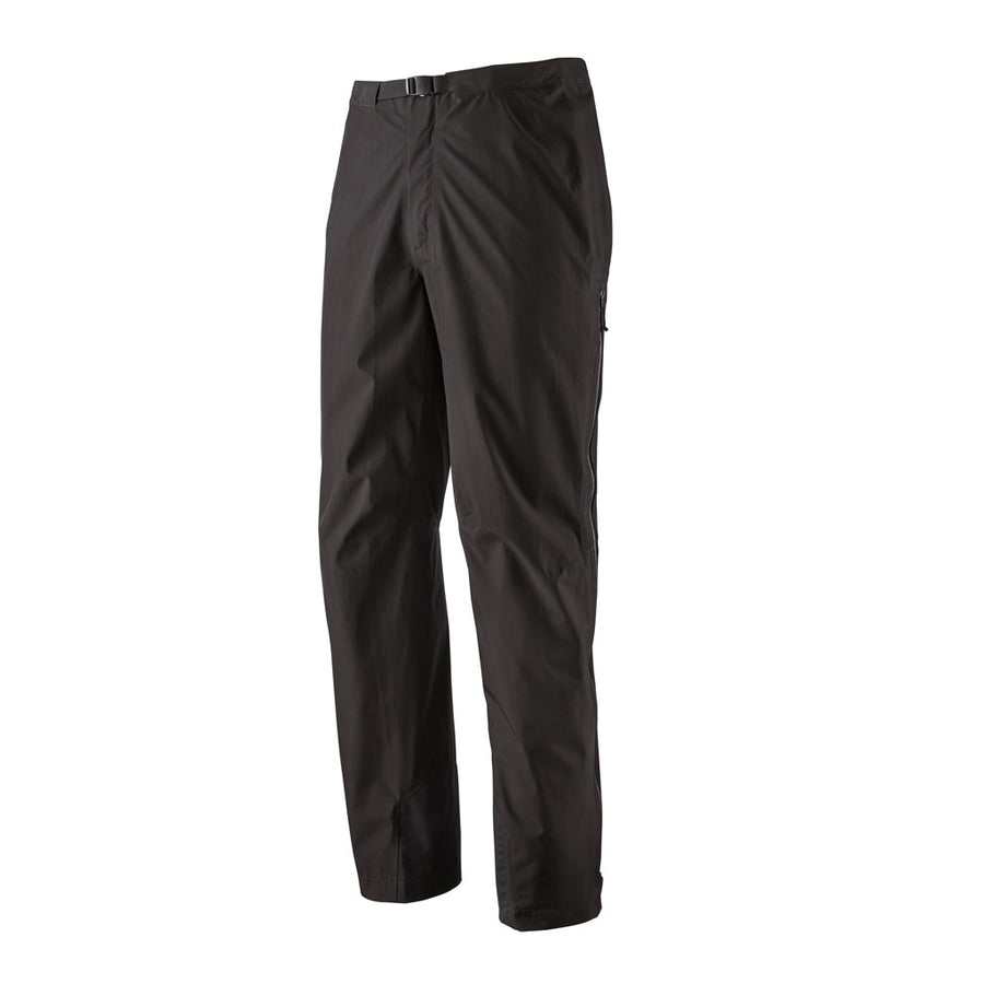Patagonia Men's Calcite Pants - Black Front