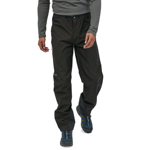 Patagonia Men's Calcite Pants - Black Model 1