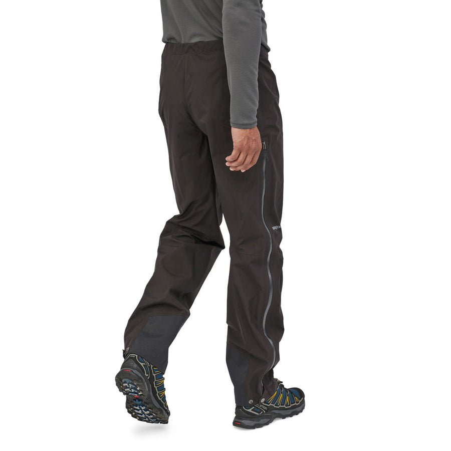 Patagonia Men's Calcite Pants - Black Model 2