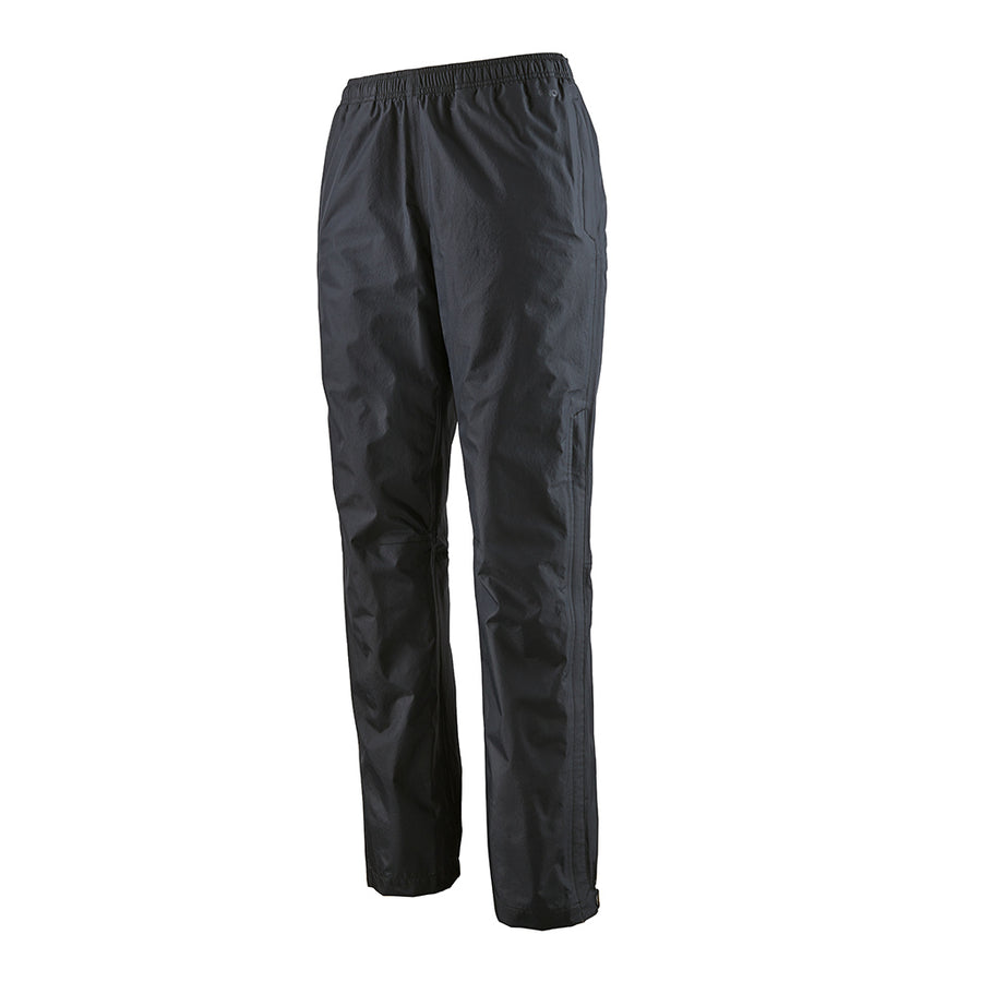 Patagonia Women's Torrentshell 3L Waterproof Pants  - Black Front