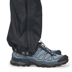 Patagonia Women's Torrentshell 3L Waterproof Pants - Black Model 4