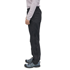 Patagonia Women's Torrentshell 3L Waterproof Pants - Black Model 3