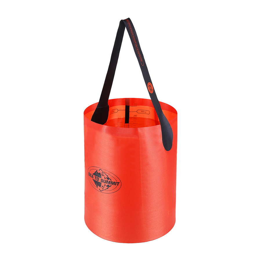 Sea to Summit Folding Bucket 10 Litre