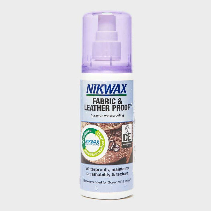Nikwax Fabric and Leather Proff Spray-on