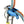 Load image into Gallery viewer, DMM Pivot Belay Device - blue detail