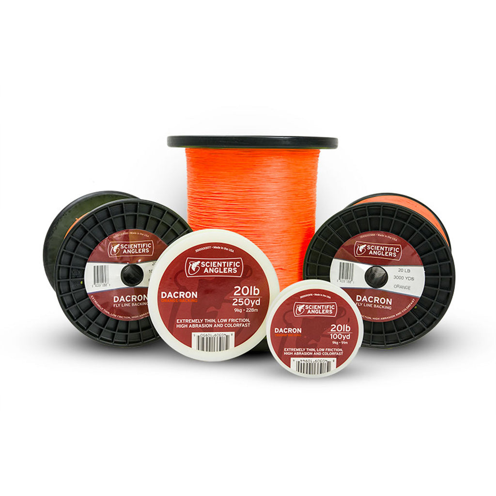 Scientific Anglers - Fly Line Backing Dacron