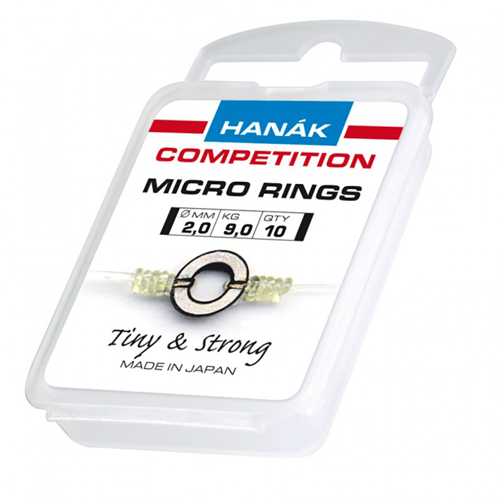 Hanak Competition Micro Rings (10 PCS)