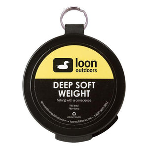 Loon Outdoors Deep Soft Weight - Tungsten Putty Weight