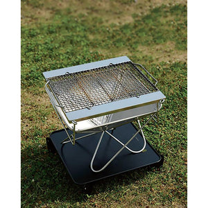 Snow Peak Pack & Carry Fireplace Grill