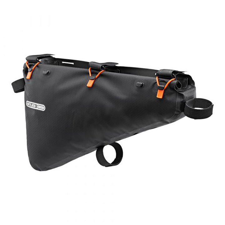 Ortlieb Waterproof Frame-Pack RC (Roll Closure) - black matte large 6L hero