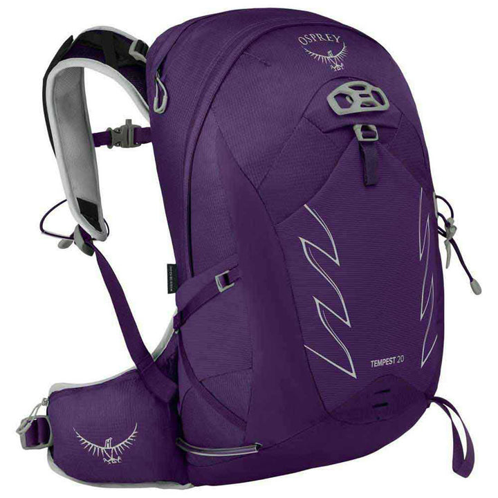 Osprey Tempest 20 Hiking Pack Violac Purple - hero