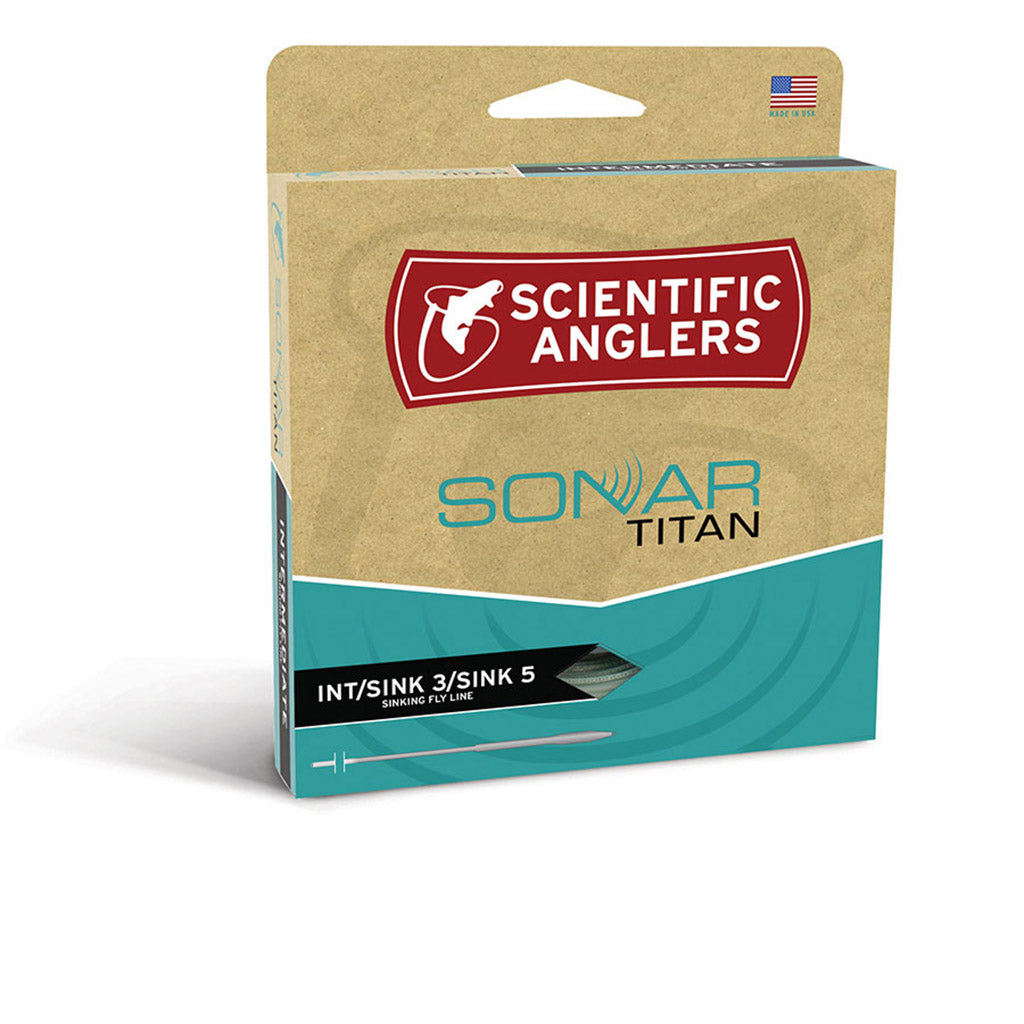 Scientific Anglers Sonar Titan Int. / Sink 3 / Sink 5