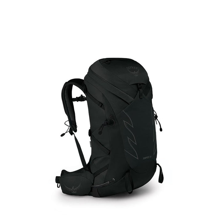 Osprey Tempest 34 Hiking Pack stealth black hero