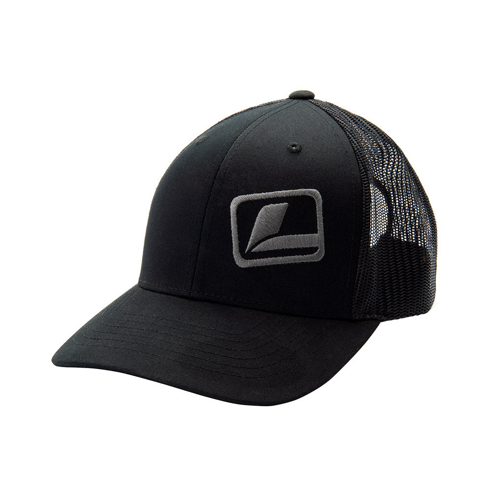 Loop Tackle Stealth Cap - Black