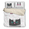 Peek-a-Boo Kitty Bedding Set